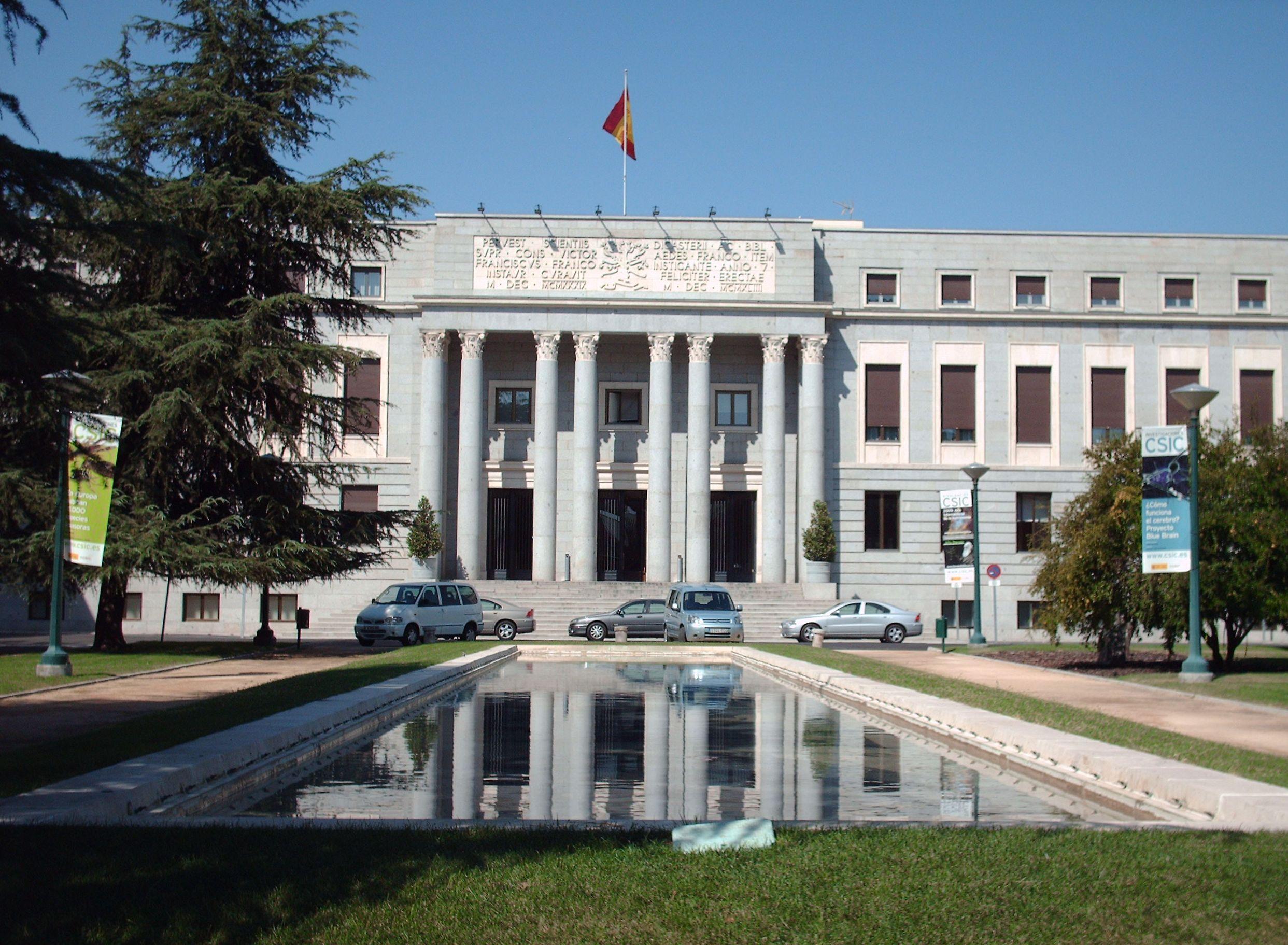 Edificio Central Min La Casa De Papel